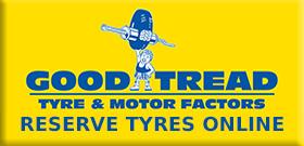 Reserve Tyres Online